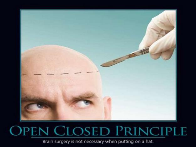 OCP- Abierto – cerrado