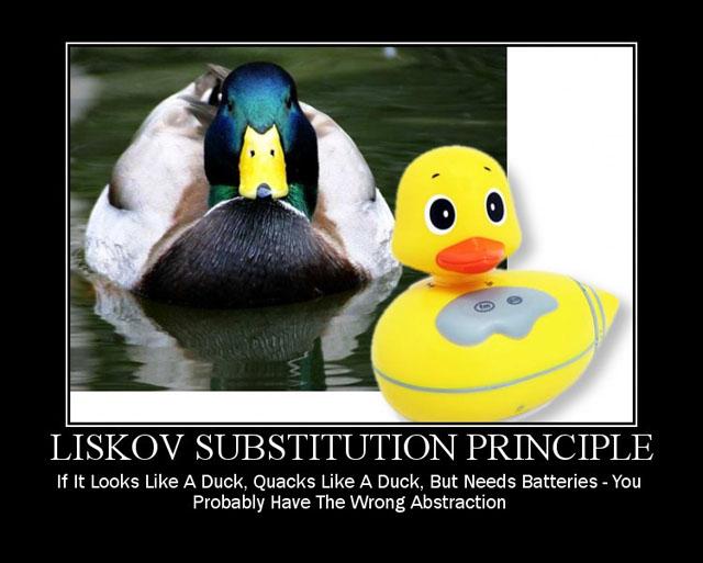 Principio Liskov Substitution