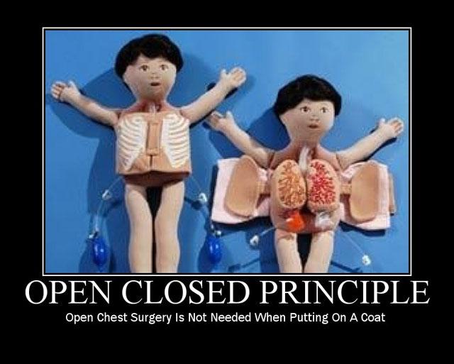 Principio OpenClosed