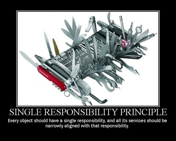 Principio Responsabilidad Única