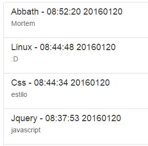 ListaComentario JSX